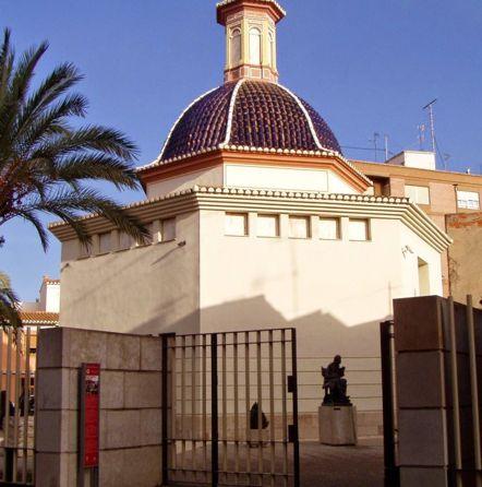 """Ermita de San Miguel """"El Fort """" Nules"""