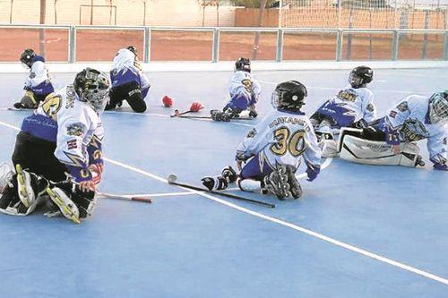 Pista de hockey Nules