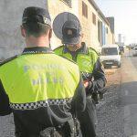 La Policía Local de Nules detiene a una persona con varias órdenes de detención