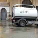 Nules recupera la limpieza viaria por baldeo