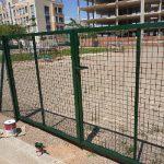 Nules lleva a cabo actuaciones de mantenimiento en el parque canino de la calle de Pasquala Lauterio