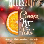 Se presenta el díptico Nadal a Nules que incluye todas las actividades navideñas municipales