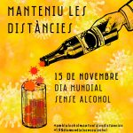 Nules se suma a la commemoració del Dia Mundial sense Alcohol