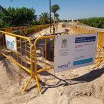 Finalizan los trabajos de ampliciación de la red de distribución de agua potable a Mascarell