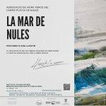 Nules alberga una exposición benéfica sobre sus playas