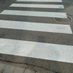 Nules mejora la seguridad vial de algunas zonas del municipio con la creación de nuevos pasos de cebra