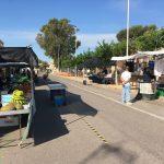 Nules alarga la actividad del mercado ambulante de la playa a todo el mes de septiembre