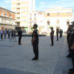 Nules recuerda en el día de San Miguel la labor realizada por la Policía Local y Protección Civil ante la pandemia