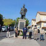 Nules conmemora la festividad del 9 de Octubre con un homenaje al rey Jaume I