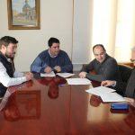 Nules firma los convenios urbanísticos para la ampliación de la empresa Stylnul