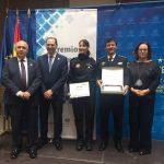 Els agents tutors responsables del projecte Agent Tutor de Nules reben el premi nacional d'Excel·lència