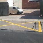 Nules habilita una nueva zona destinada a aparcamiento en la carretera de la Vilavella