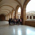 Més de 300 escolars de Nules coneixen de prop l'Acadèmia Valenciana de la Llengua