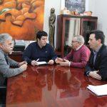 Nules y la Fundación Caja Castellón colaborarán en la organización de actividades culturales y medioambientales