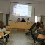 El escritor Carles Alberola protagonista de un encuentro con el alumnado de sexto de Primaria y primero de la ESO
