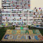 Los escolares de Nules promocionan las IV Jornadas Educativas con danzas y música