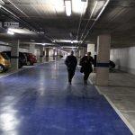 El párking subterráneo abre las puertas después de cuatro años en desuso