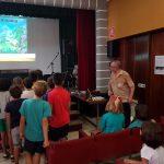 Nules promueve el valenciano entre los escolares con un taller de doblaje