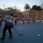 Nules amplia las instalaciones deportivas con una pista de hockey