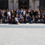 Nules acoge cincuenta alumnos de Nyons de intercambio con el IES Gilabert de Centelles