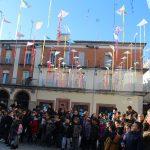 Els escolars de Nules realitzen milotxes per a promocionar les III Jornades Educatives