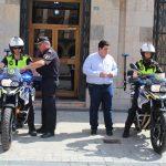 Nules adquiere dos motos para la Policía Local