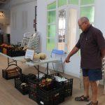 Nules crea un espacio para el agricultor local en el Mercado Municipal