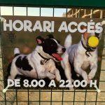 El Ayuntamiento aprueba horario de apertura de los parque caninos para garantizar el descanso vecinal
