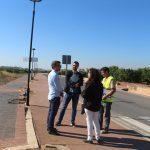 Las obras de remodelación del paseo de Mascarell una realidad
