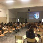 El Programa Agente Tutor informa  sobre comunicación TIC a la comunidad educativa del IES de Nules