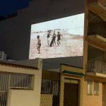 Nules presenta la proyección Platges de Nules, una mar de records con la que se quiere poner en valor el patrimonio marítimo