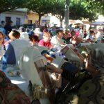 550 bolilleras participan en la XI Trobada de Boixets de Nules
