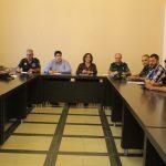 Las diferentes fuerzas de seguridad coordinan los dispositivos de seguridad para las fiestas de la Soledat
