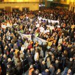 Nules apoya  la manifestación por la citricultura